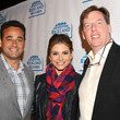Michael Sands Rickland Orchards And Maria Menounos Kick-Off A Holiday Season of Healthier Snacking At The Launch Of CHILL At W Los Angeles - Westwood