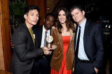 Michael Schur D'Arcy Carden 78th Annual Peabody Awards Ceremony  - After Party