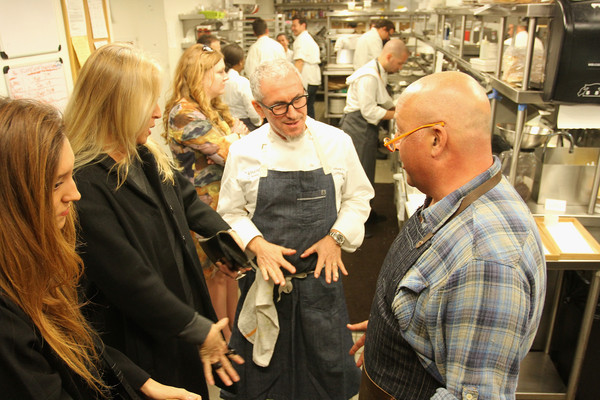 Cobaya Dinner Hosted By Andrew Zimmern, Chris Cosentino, Michael Schwartz, Makoto Okuwa And Nicolay Adinaguev - 2015 Food Network & Cooking Channel South Beach Wine & Food