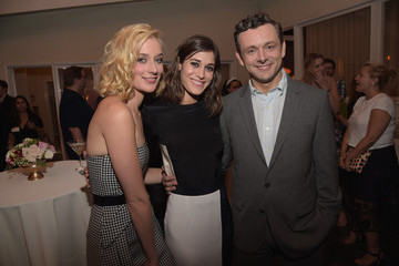 Michael Sheen Caitlin Fitzgerald 'Masters of Sex' Season 2 Event