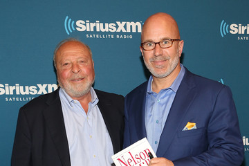 "Michael Smerconish  International Best Selling Author Nelson Demille Visits SiriusXM's Book Club With Michael Smerconish' To Discuss His Latest Book, ""Radiant Angel"""