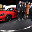 Michael Steiner The Los Angeles Auto Show Plays Hosts to Automotive Manufacturers Debuting Latest Models