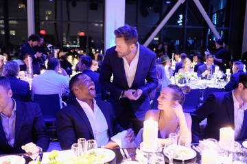 Michael Strahan IWC Schaffhausen Fourth Annual 'For the Love of Cinema' Gala During The Tribeca Film Festival 2016 - Inside