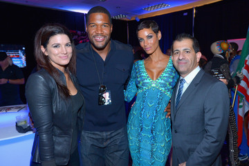Michael Strahan Nicole Murphy VIP Pre-Fight Party For Showtime PPV's Presentation Of The One: Floyd Mayweather Jr. Vs. Canelo Alvarez