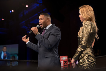 Michael Strahan All Hands and Hearts - Smart Response Third Annual Fight For Education