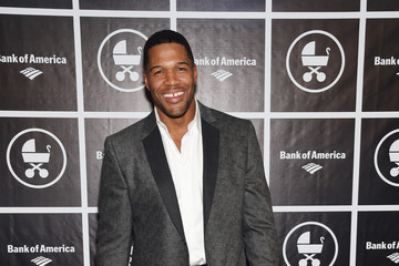 Michael Strahan 'An Evening With Jerry Seinfeld and Amy Schumer' - Arrivals