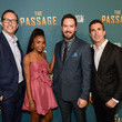 Michael Thorn FOX's 'The Passage' Premiere Party - Red Carpet