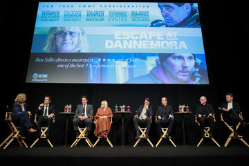 Michael Tolkin FYC Event For Showtime's 'Escape At Dannemora' - Inside