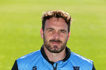 Michael Yardy Sussex CCC Photocall