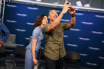 Michael Yo SiriusXM's Entertainment Weekly Radio Spotlight With The Cast Of 'Crazy Rich Asians'
