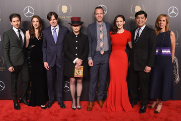 Michael Zegen The 76th Annual Peabody Awards Ceremony - Red Carpet
