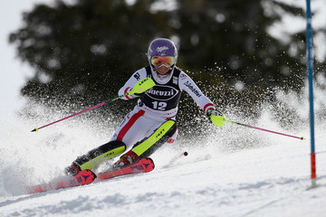 Michaela Kirchgasser Audi FIS World Cup - Squaw - Ladies' Slalom