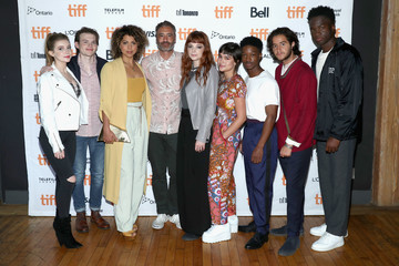 Michaela Kurimsky Col Needham Hosts The 2018 Rising Stars - Power Break Lunch At The 2018 Toronto International Film Festival