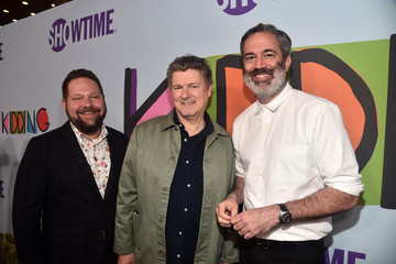 Michel Gondry Premiere Of Showtime's 'Kidding' - Red Carpet