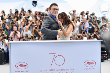 Michel Hazanavicius 'Redoutable (Le Redoutable)' Photocall - The 70th Annual Cannes Film Festival