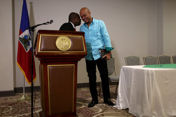 Michel Martelly Haitian President Martelly Set To Rule By Decree If Lawmakers Term Expire