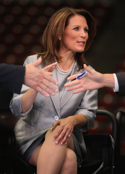 How Michelle bachman bikini