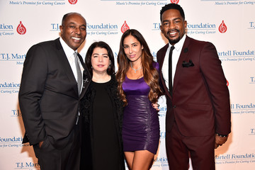 Michele Anthony The T.J. Martell Foundation 43rd New York Honors Gala
