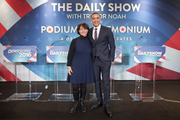 Michele Ganeless Comedy Central's 'The Daily Show With Trevor Noah' Presents Podium Pandemonium - A Debate About Debates, New Hampshire Primary 2016 Event & Post-Reception