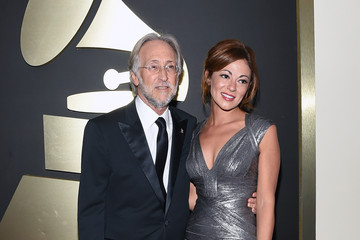Michele Tebbe The 57th Annual GRAMMY Awards - Red Carpet