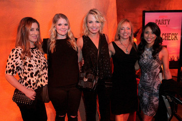 Michelle Beadle ESPN The Party - Inside