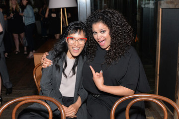 Michelle Buteau ELLE Hosts the Women in Comedy Event With July Cover Stars Leslie Jones, Melissa McCarthy, Kate McKinnon and Kristen Wiig - Inside