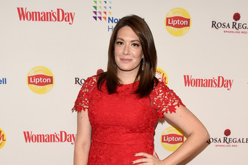 Michelle Collins Woman's Day Celebrates 17th Annual Red Dress Awards - Arrivals