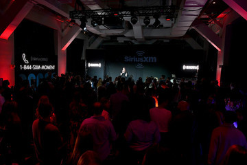 Michelle Collins SiriusXM's 'Dial Up The Moment' Campaign And Hotline Launch