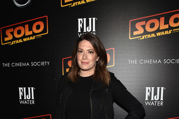 Michelle Collins FIJI Water With The Cinema Society Host A Screening Of 'Solo: A Star Wars Story'