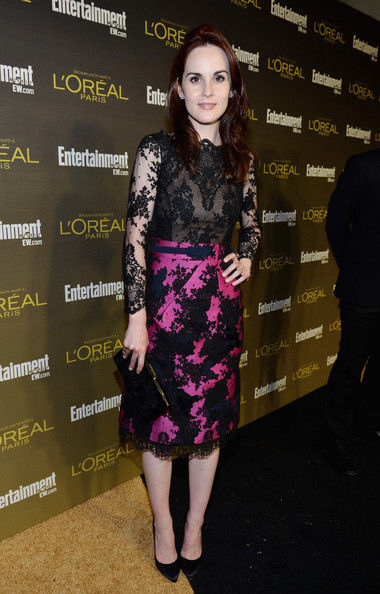 Michelle Dockery - The 2012 Entertainment Weekly Pre-Emmy Party Presented By L'Oreal Paris - Red Carpet