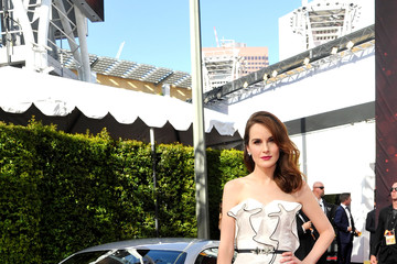 Michelle Dockery Celebs Attend the Audi Event at the 68th Emmy Awards