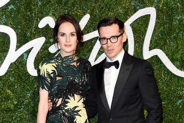 Michelle Dockery British Fashion Awards