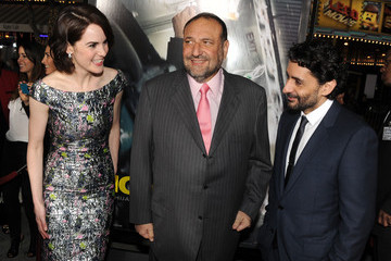 "Michelle Dockery Premiere Of Universal Pictures And Studiocanal's ""Non-Stop"" - Red Carpet"