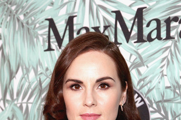 Michelle Dockery Tenth Annual Women In Film Pre-Oscar Cocktail Party Presented By Max Mara And BMW - Red Carpet