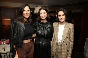 Michelle Dockery InStyle Badass Women Dinner Hosted By Laura Brown & Sponsored By Secret