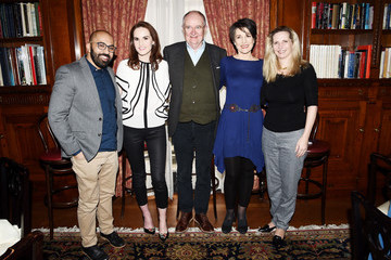 Michelle Dockery 'The Sense of an Ending' Lunch & Q and A