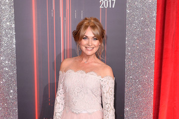 Michelle Hardwick British Soap Awards - Red Carpet Arrivals