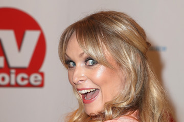 Michelle Hardwick TV Choice Awards - Red Carpet Arrivals