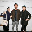 Michelle Harper Guests Attend UNIQLO and LEMAIRE