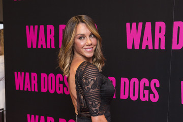 """Michelle Heaton """"War Dogs"""" Special Screening - Red Carpet Arrivals"""