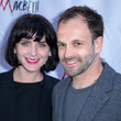 Michelle Hicks Arrivals at the 'Macbeth' Opening Night