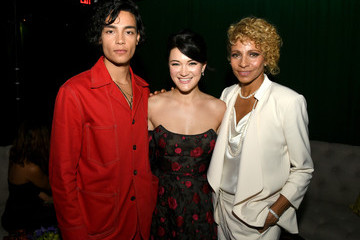 Michelle Hurd Evan Evagora Premiere Of CBS All Access' 'Star Trek: Picard' - After Party