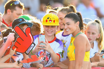 Michelle Jenneke Nitro Athletics Melbourne