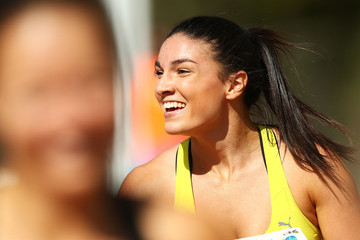 Michelle Jenneke Canberra Track Classic
