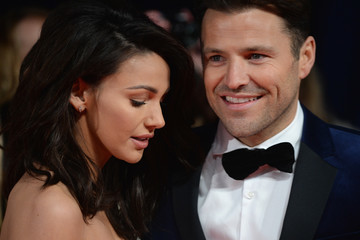 Michelle Keegan Mark Wright National Television Awards - Red Carpet Arrivals