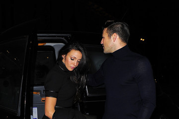 Michelle Keegan Mark Wright 9 Swallow Street Launch Party