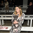 Michelle Madonna Charles Cynthia Rowley - Front Row - February 2020 - New York Fashion Week: The Shows
