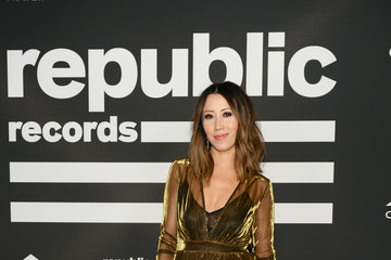 Michelle Marie Republic Records Grammy After Party At Spring Place Beverly Hills - Arrivals
