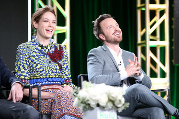 Michelle Monaghan Aaron Paul 2017 Winter TCA Tour - Day 3