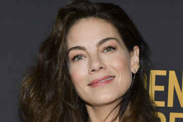 Michelle Monaghan HFPA And THR Golden Globe Ambassador Party - Press Conference And Arrivals